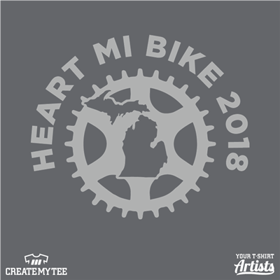 Heart MI Bike 2018, Gear, Epic
