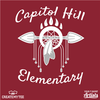 Capitol Hill Elementary, Dream Catcher