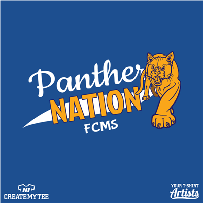 Panther Nation, FCMS, Panther