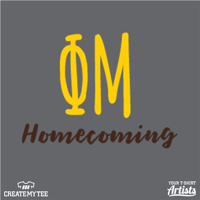 Phi Mu, Homecoming