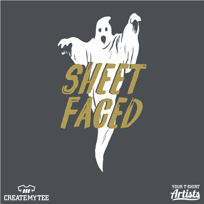 Amazon, Sheet Faced, Ghost, Halloween