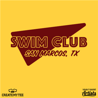 Swim Club, San Marcos TX