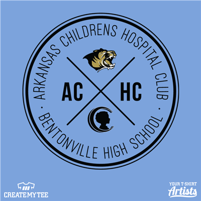 Arkansas Children's Hospital Club, ACHC
