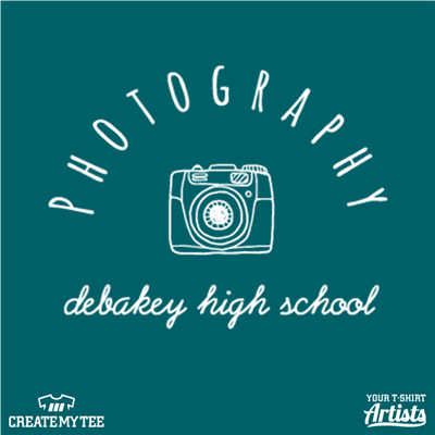 Photography, Debakey High School, Camera