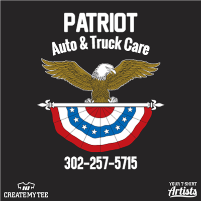 Patriot, Auto, Truck, Care