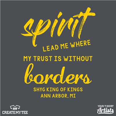 Spirit, Borders, Trust, Youth Gathering, ELCA