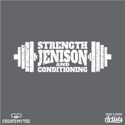 Jenison, Strength, Conditioning, Gym, Crossfit