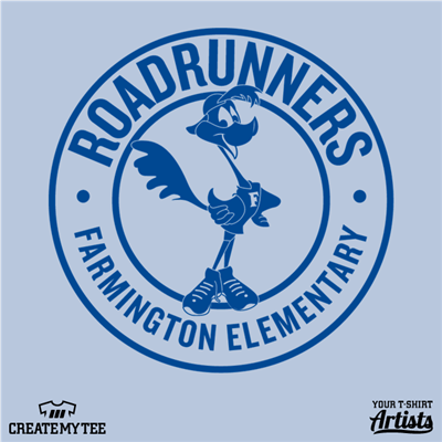 Farmington, Elementary, Road Runners