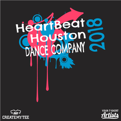 Dance Camp, Heartbeat, Houston