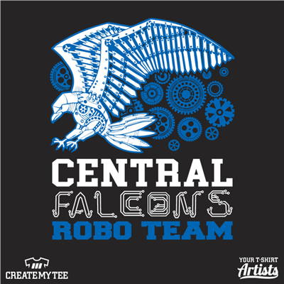 Central Robotics Team, Falcons, Robotics, Robo Team