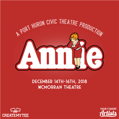 Port Huron Civic Theatre, Annie