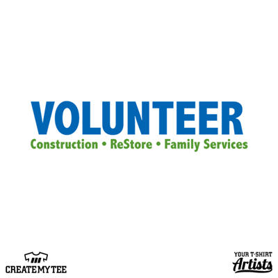 Habitat For Humanity Volunteer, Habitat For Humanity New Castle County