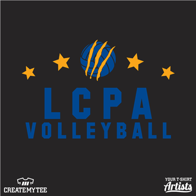 LCPA Volleyball