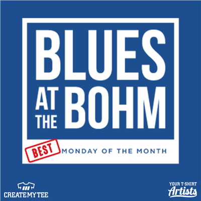 Blues At The Bohm 3.5