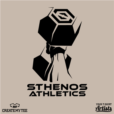 Sthenos Athletics, Dumbbell