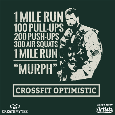 CrossFit Optimistic, Murph