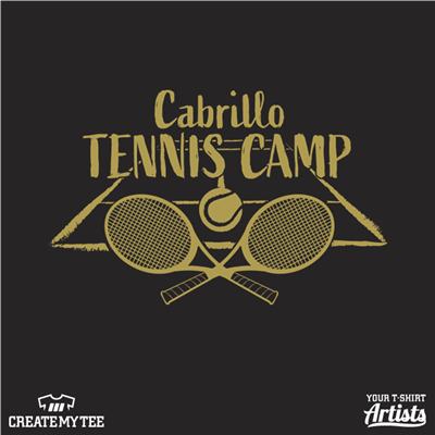 Cabrillo Tennis Camp