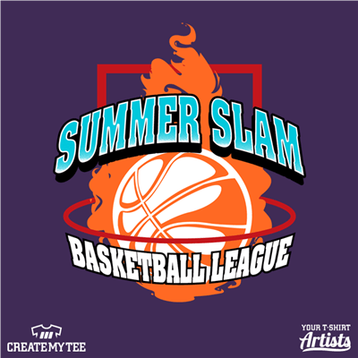 Summer Slam Basketball League