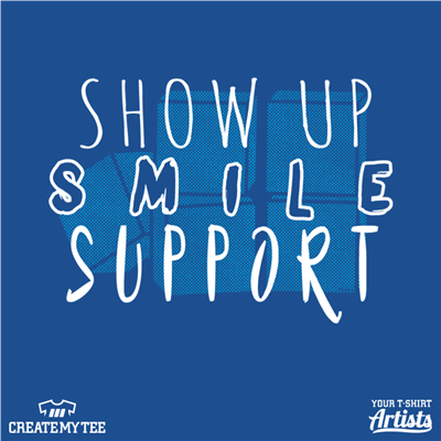 EDSI, Show Up Smile Support