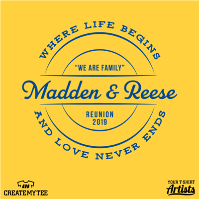 Madden & Reese