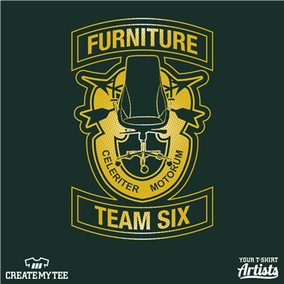 Furniture Team Six 2 color