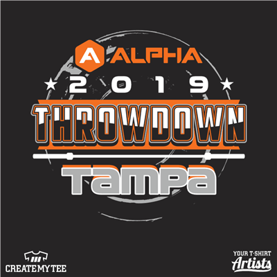 Alpha Throwdown