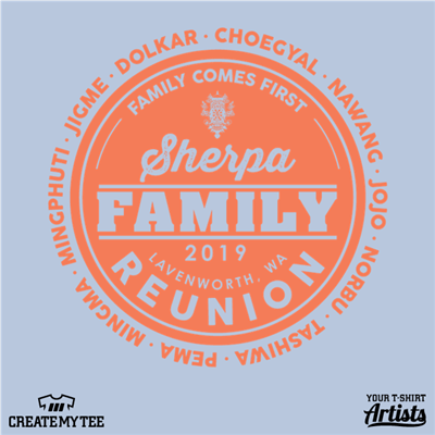 Sherpa Family Reunion