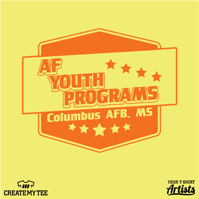 AF Youth Programs Badge