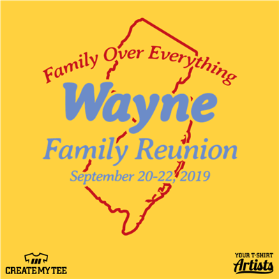 Wayne Family Reunion