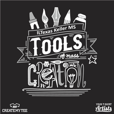 Tools Of Mass Creation