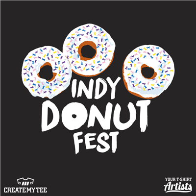 Indy Donut Fest 10 in