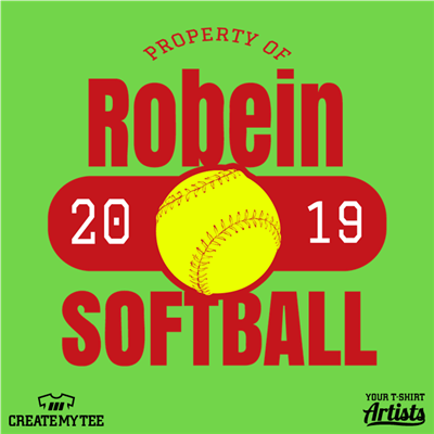 Robien, Softball, Sports, Athletics