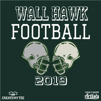 Wall Hawk, Football, Sports