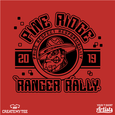 Pine Ridge, Ranger Rally, Future, Cyborg