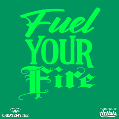 Fuel Your Fire, L'Streets