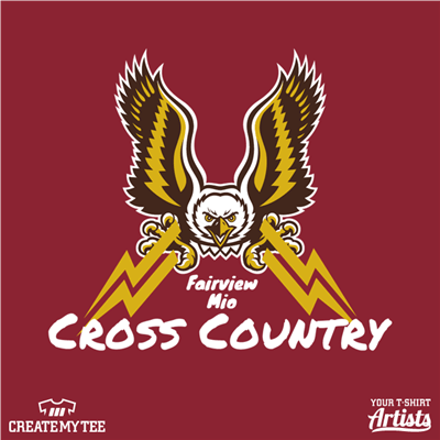 CC, Cross Country, Eagle, Sports