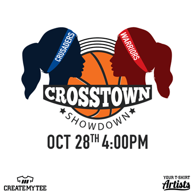 Crosstown Showdown, 2019, Basketball