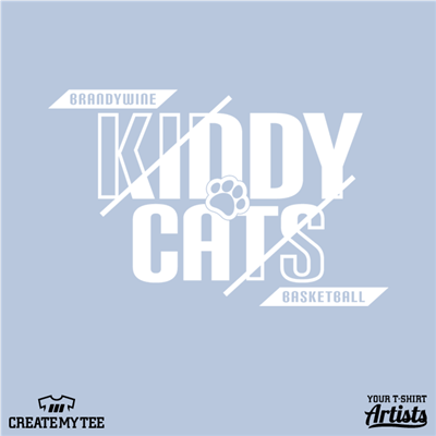 Kiddy Cats, Brandywine, Basketball