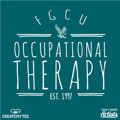 FGCU, Occupational Therapy, Eagle