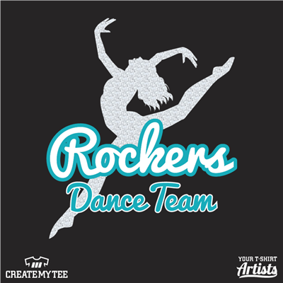 Rockers, Rockers Dance Team, Dance