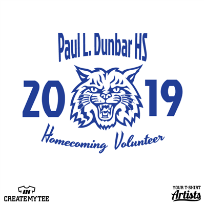 Paul L Dunbar, homecoming, 2019, royal
