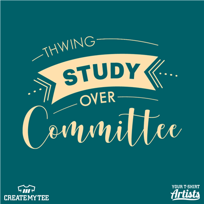 study over, committee, thwing, tso, back