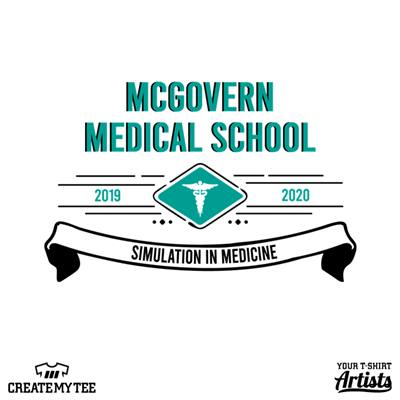 mcgovern, sim, medical school, cross, back
