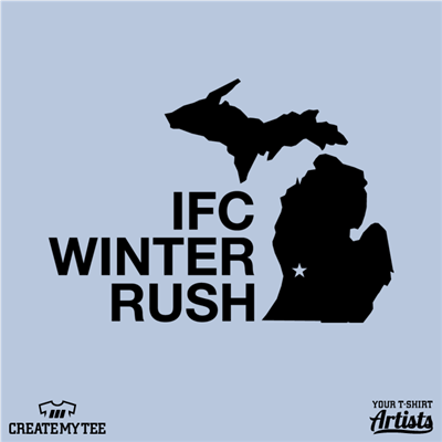 IFC Winter Rush, Michigan