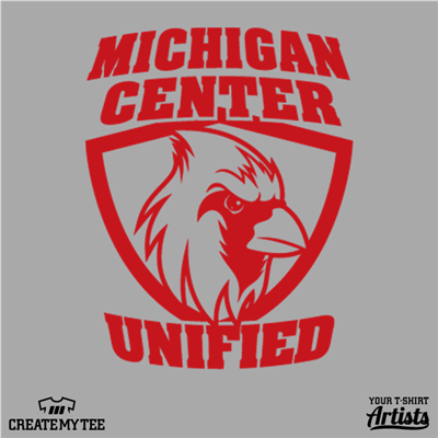Michigan Center Unified, Cardinal