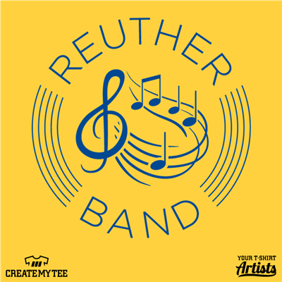 Reuther Band, Music, Music notes
