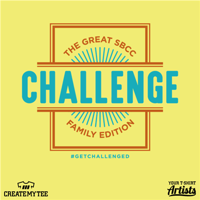 The Great SBCC Challenge, #getchallenged