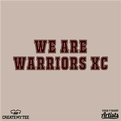 We are warriors XC