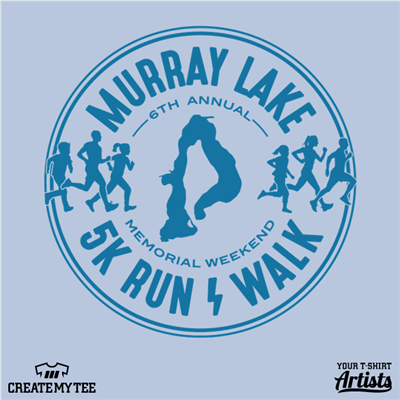 Murray Lake 5K Run / Walk