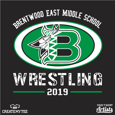 Brentwood East, Middle School, School, Wrestling, 10